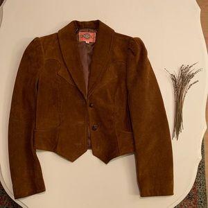 Vintage Ms. Pioneer Leather Jacket